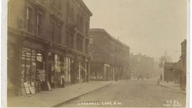 Larkhall Lane