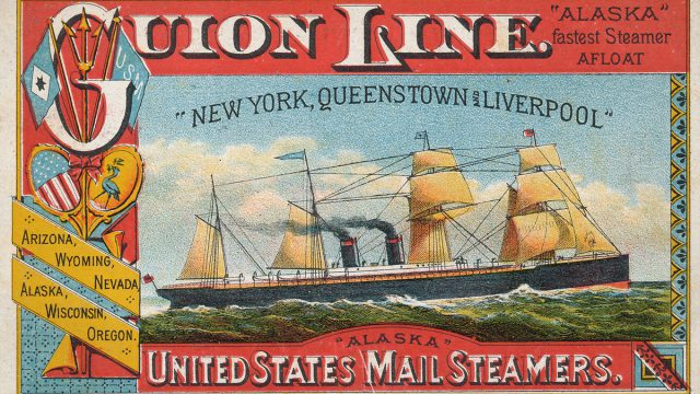Guion Steamship Company