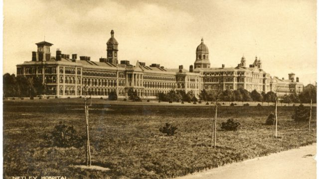 Netley (Royal Victoria Military Hospital)